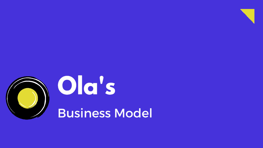 Ola Business Model – Featured Image
