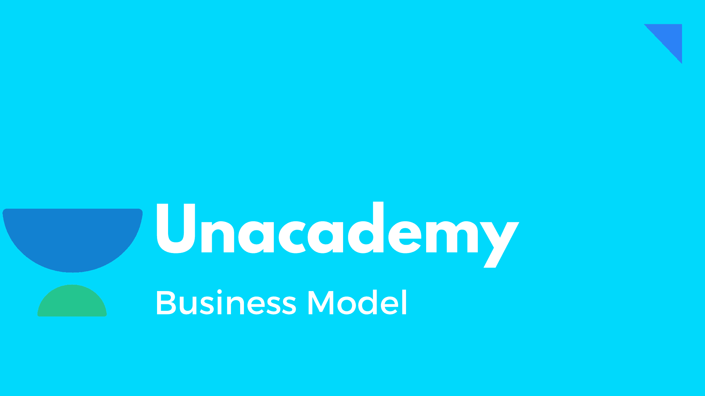 Unacademy Business Model - Featured Image