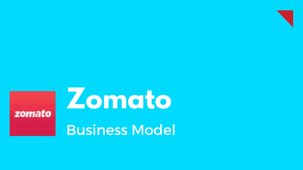 Zomato – Business Model – Featured Image