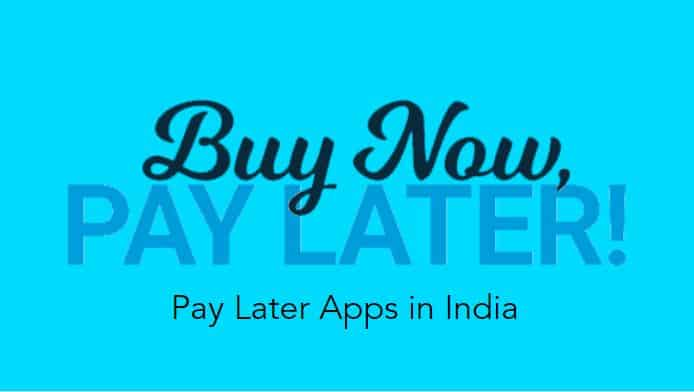 Buy Now Pay Later Apps in India - Featured Image