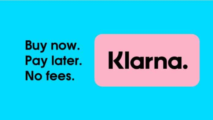 Klarna - International Version of pay later apps in India